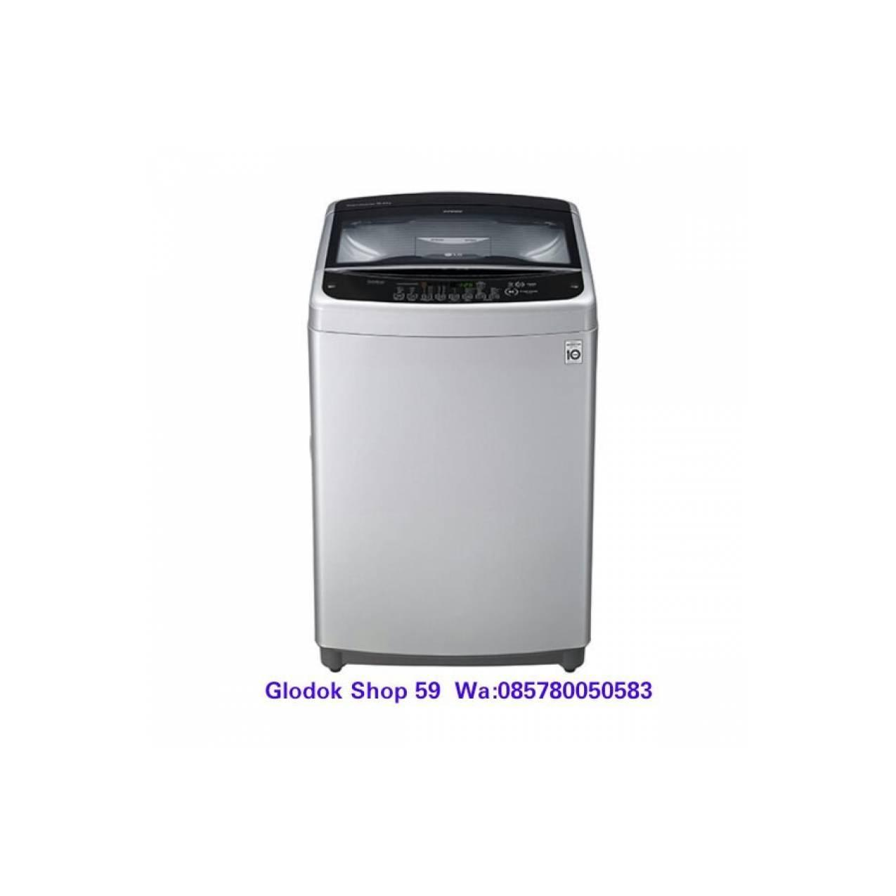 MESIN CUCI LG 8 KG T-2108VSAM SMART INVERTER TOP LOADIN LAUNDRY NEW