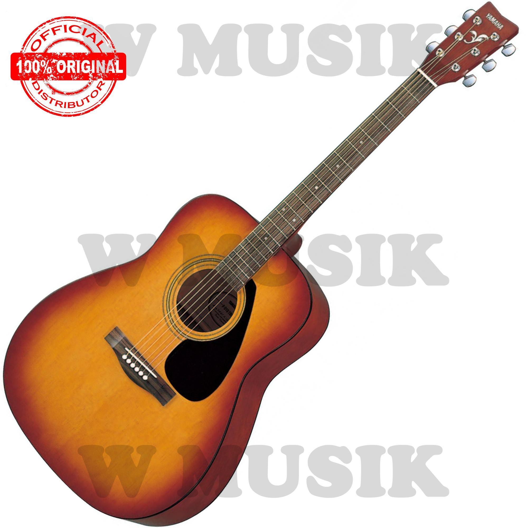 Yamaha Gitar Akustik Folk F-310 / F310 / F 310 / F310TBS - Tobacco Brown Sunburst