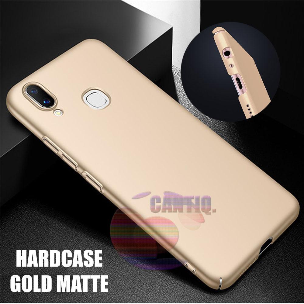 Case Vivo V9 Hard Slim Gold Mate Anti Fingerprint Hybrid Case Baby Skin Vivo V9 Baby