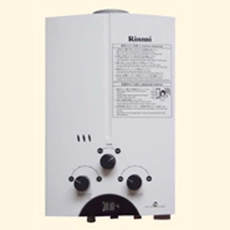 Water Heater Gas 5Lt/Mnt Rinnai REU5CFC