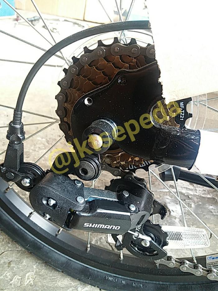 Sepeda Lipat Tern Link B7 - xcGrOj