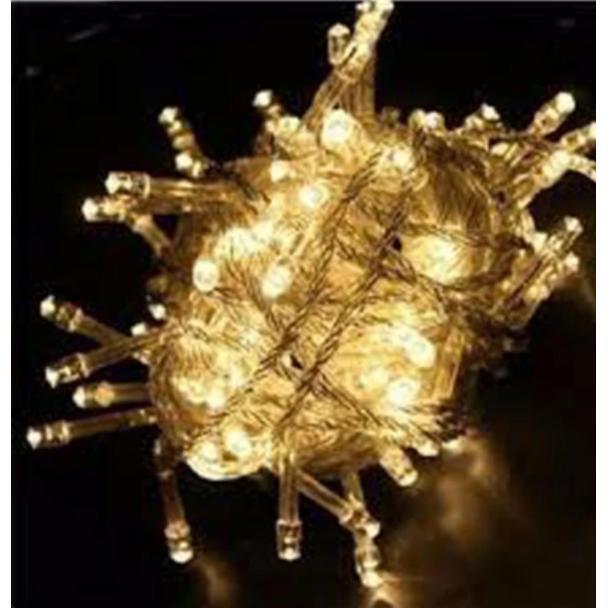 Lampu LED Tumblr ELT N-1031 SERBA ADA Dekorasi Dan Hias Tumblr Natal Twinkle Light Lampu Hias 10 Meter FULL + Ada Colokan Sambungan