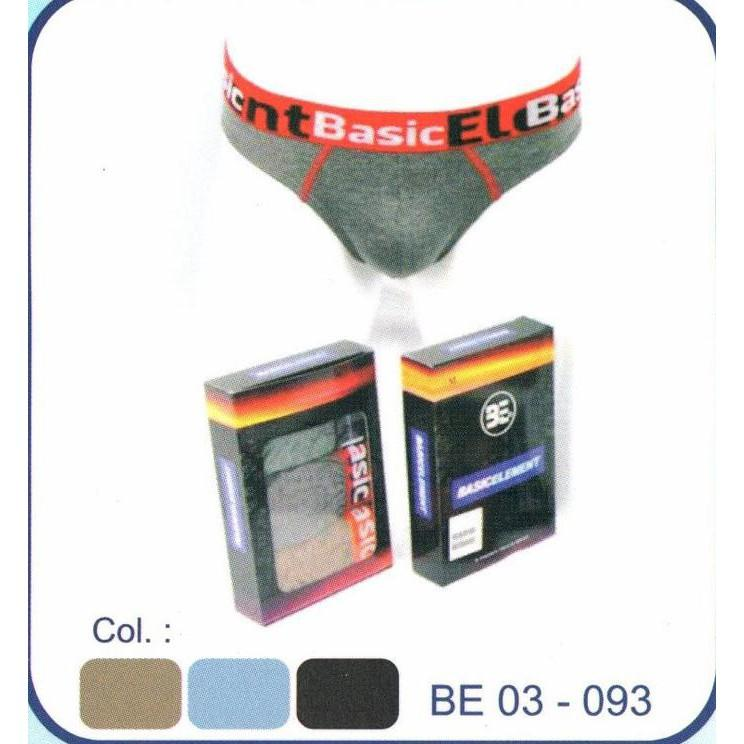 Basic Element Underwear Be 03-093 - A2muhw