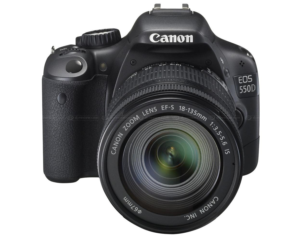 Canon EOS 1200D Lensa Kit EF-S 18-55 IS II Kamera DSLR