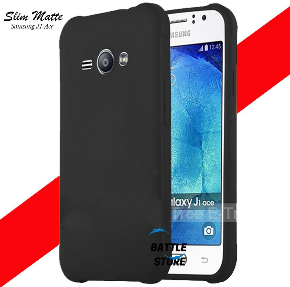 Silicone Soft Case Baby Skin For Samsung Galaxy J1 Ace ( J111f ) Case Luxury Matte Cover For Samsun