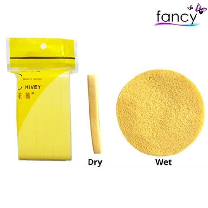 Spon Masker Batang Kuning SATUAN Kena Air Mengembang
