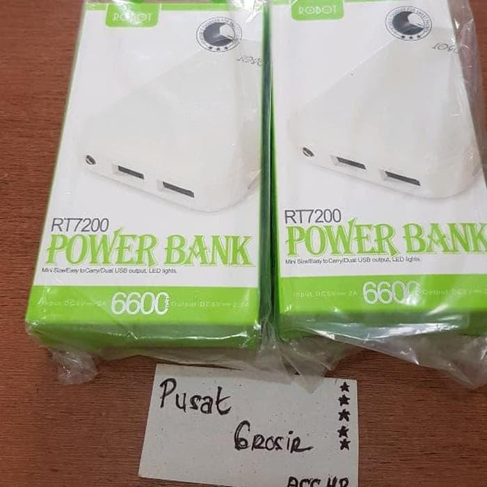 power bank robot RT 7200
