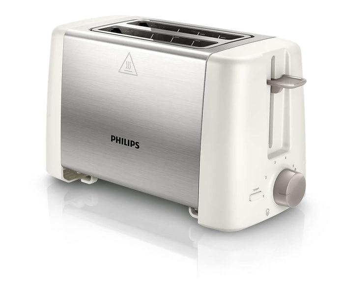 PHILIPS POP UP TOASTER HD4825 / PEMANGGANG ROTI HD 4825 800WATT