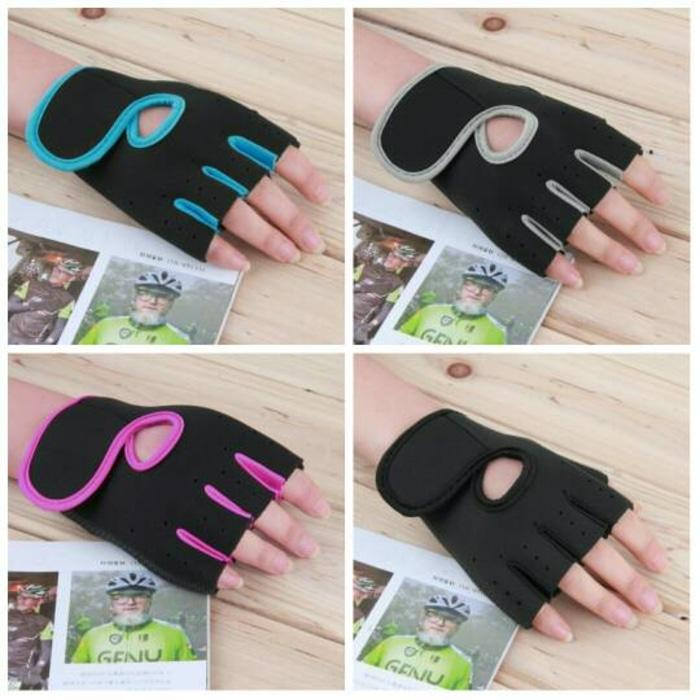 Fitness Exercise Training Gym Sport Gloves - lE97Pm