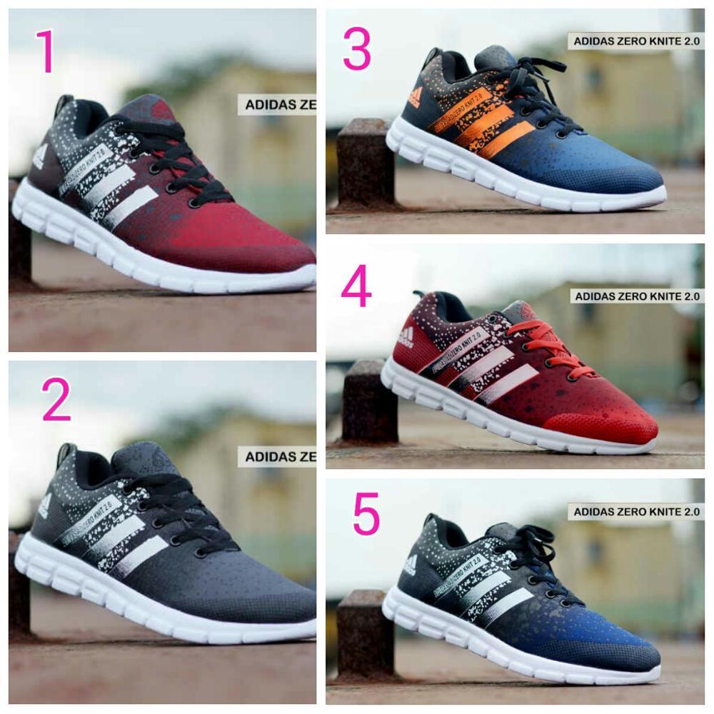 Promo Sepatu Casual Sport Pria Adidas Neo Original Vietnam (Sepatu Lari 6318b7f1c5