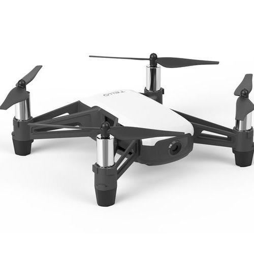 Pre-order DJI Tello Lighweight RC Drone with Intel Processor and 5MP Camera [Ready 28/5/2018]