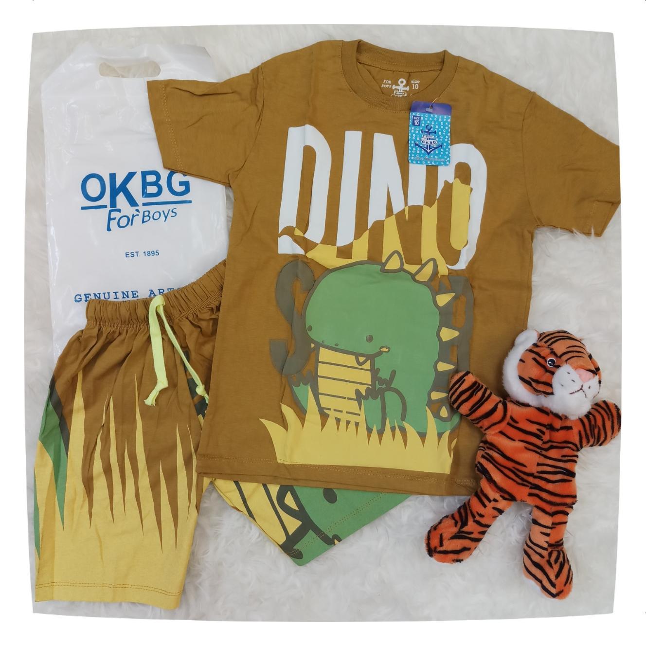 Littlekey - Setelan Baju Anak Laki Laki Keren Size 6Th.