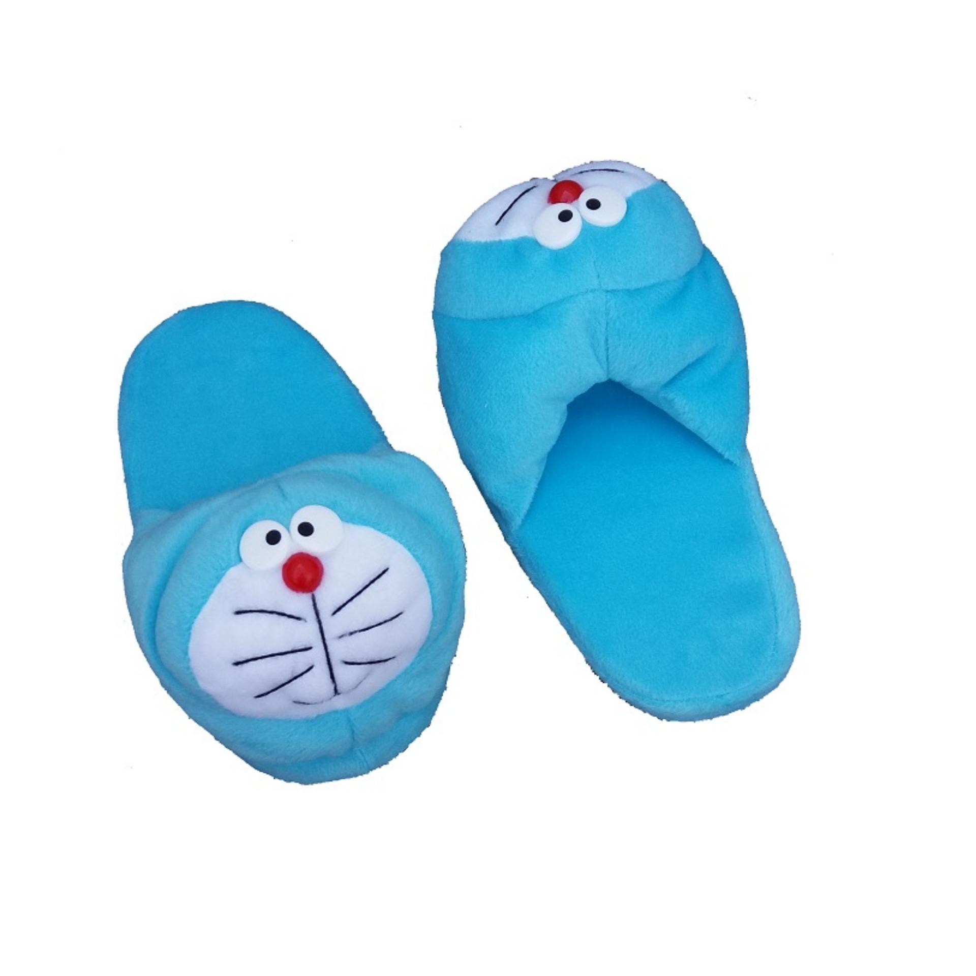 Doraemon Karakter Sandal Selop Rumah