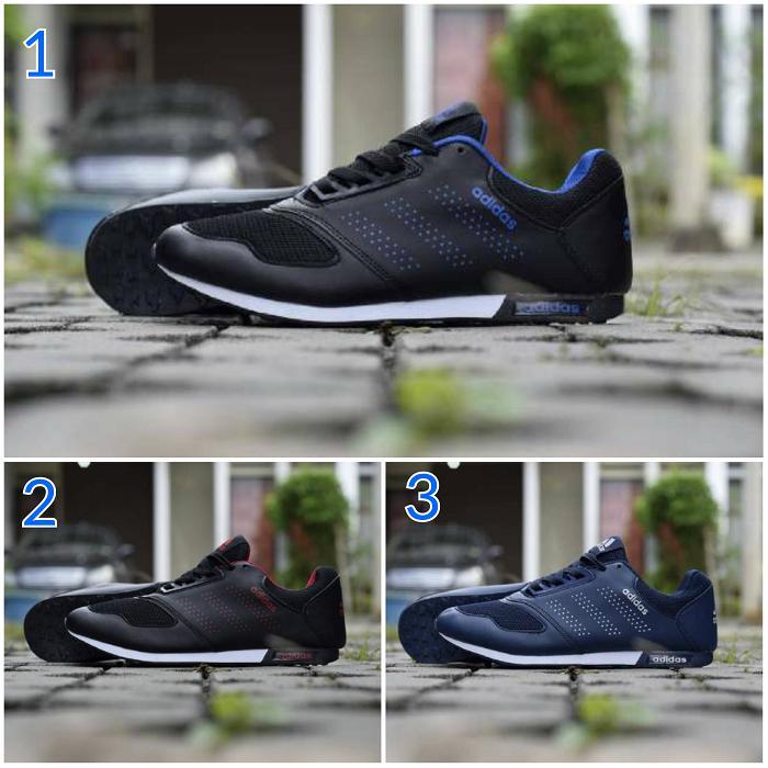 Promo Sepatu Pria Adidas Ultra Boost Zx IMPORT Olahraga Fitness Jogging Lari Diskon