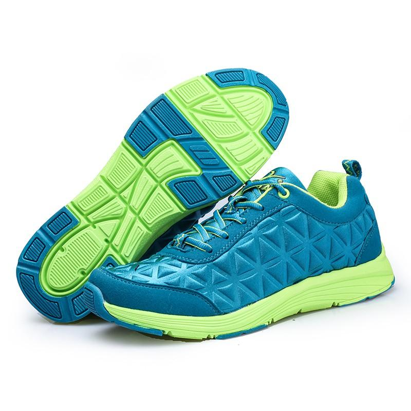 Sepatu Olahraga Keta 186 Blue Green - Outdoor/Running/Olahraga