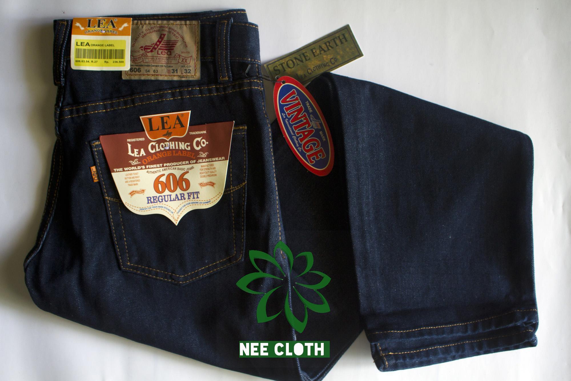 Lea Jeans Original 100 Fit GARMENT