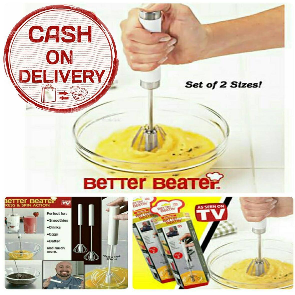 Jual Alat Mixer Terbaru Airlux Hand Hm 3060 Sien Collection Better Beater Set Pengocok Telur Praktis Rotatable