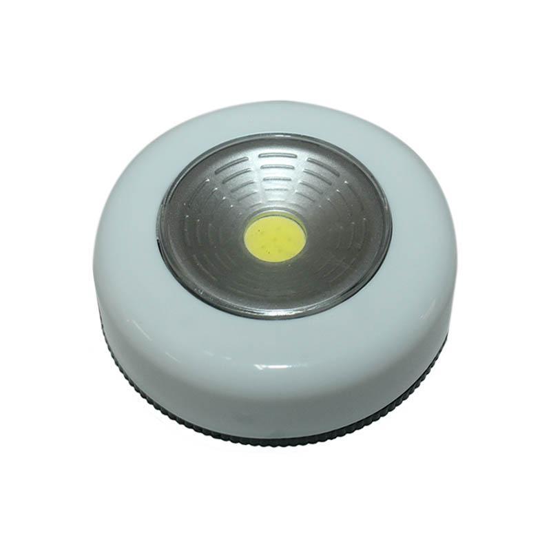 EELIC LAS-B6.5CM LAMPU SENTER BULAT LAMPU SENTER COB LED LAMPU TIDUR LAMPU