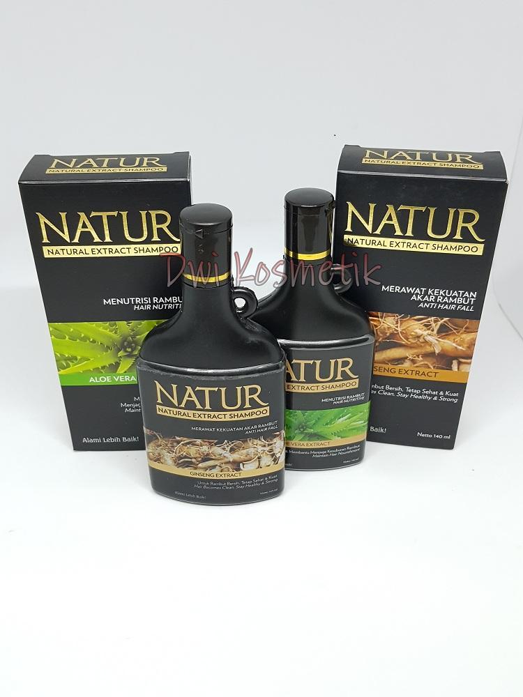 Natur Shampo 140 ML
