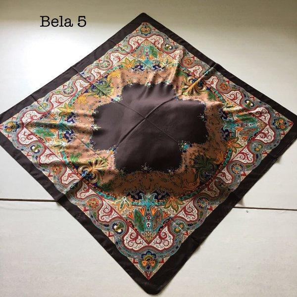 BELA Jilbab Katun Mutiara Turki Style IMPOR