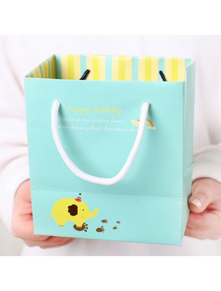 HO3203 - Gift Bag Gajah Fashion 36 * 8.5 * 26 Cm