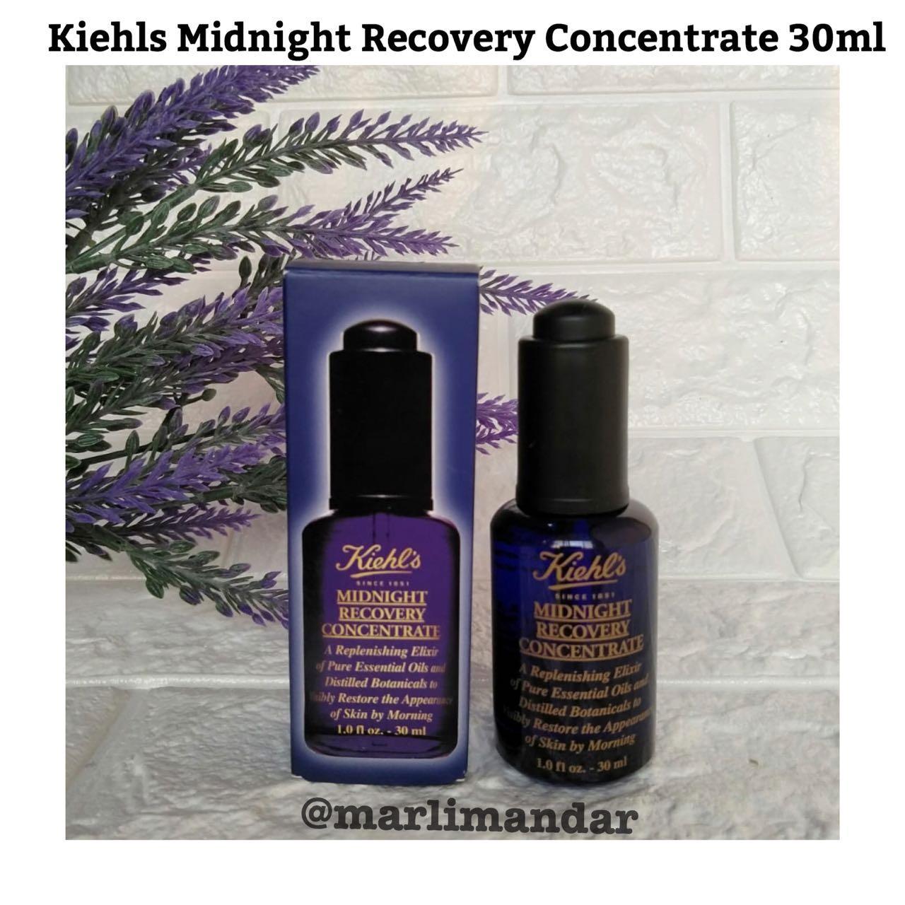 Kelebihan Kiehls Hydro Plumping Re Texturizing Serum Concentrate 5ml Makarizo Honey Dew Midnight Recovery 30ml