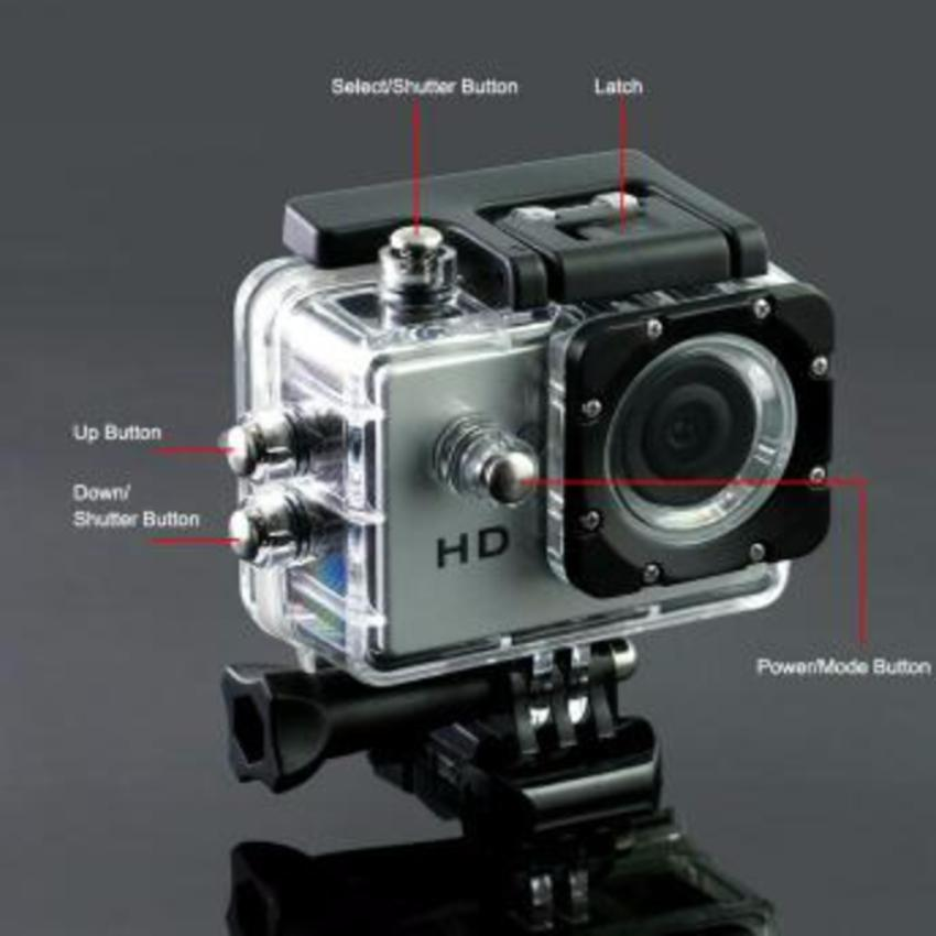 Promo Spesial Sports Action Camera KOGAN 4K HD1080p 18Mp 2.0 inch (Non Wifi)