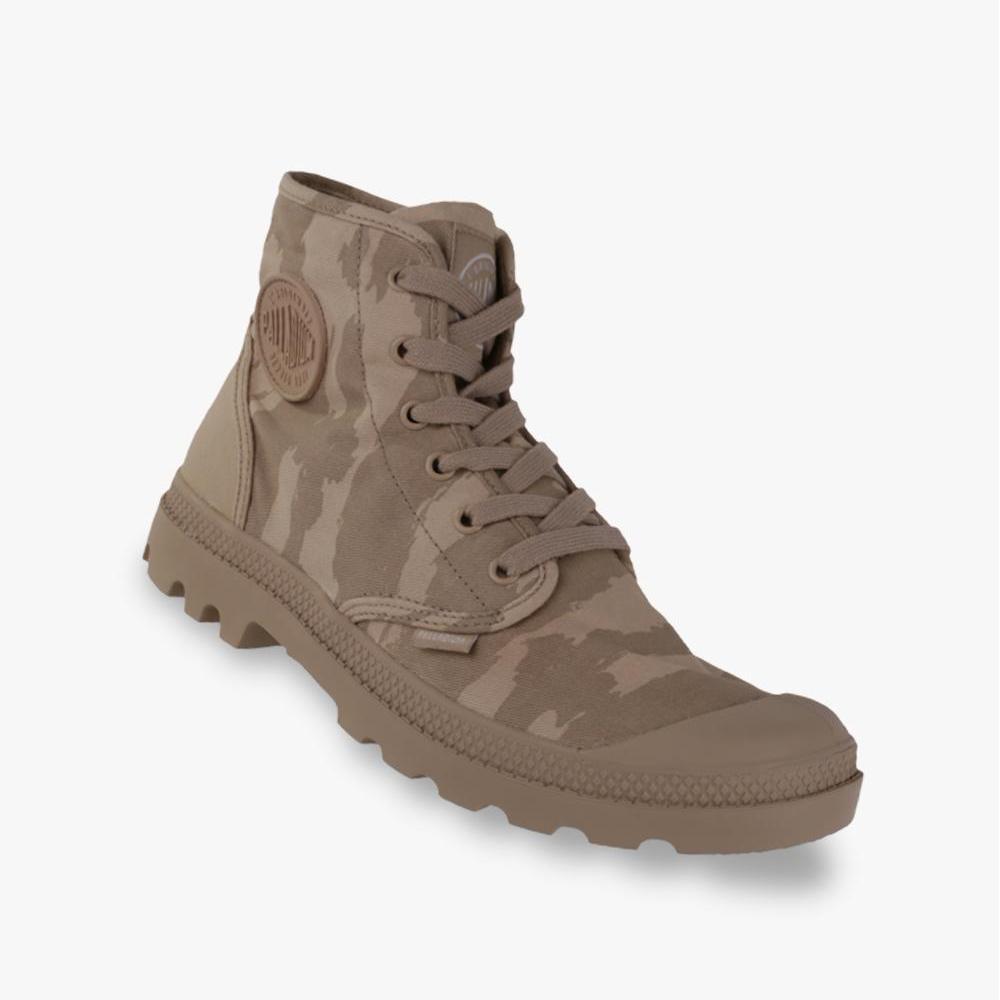 Palladium Pampa Hi Unisex Boots Shoes - Multiwarna