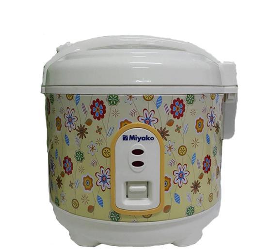 PROMO Miyako Rice Cooker PSG-609 -Kuning TERLARIS