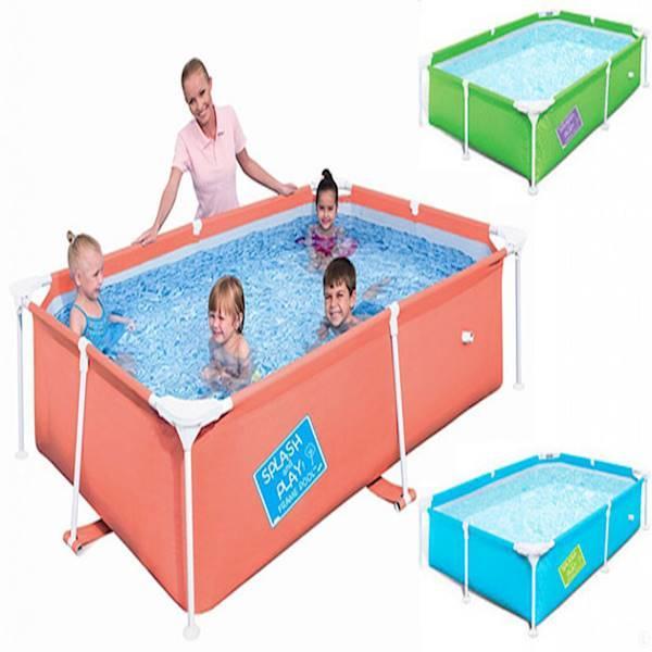 JUAL Kolam Renang Anak Frame Pool Kotak Bestway 56218
