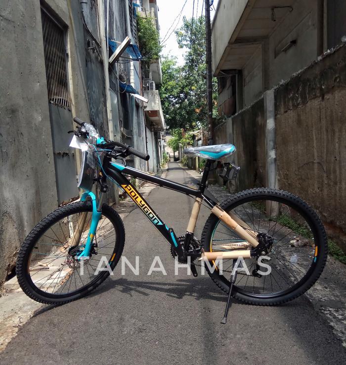 Sepeda MTB Polygon 26 MONARCH 5.0 - jJ9kNu