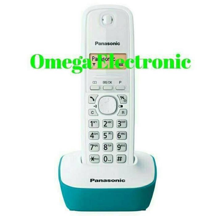 Best Seller Panasonic KX-TG1611 - Telepon Wireless