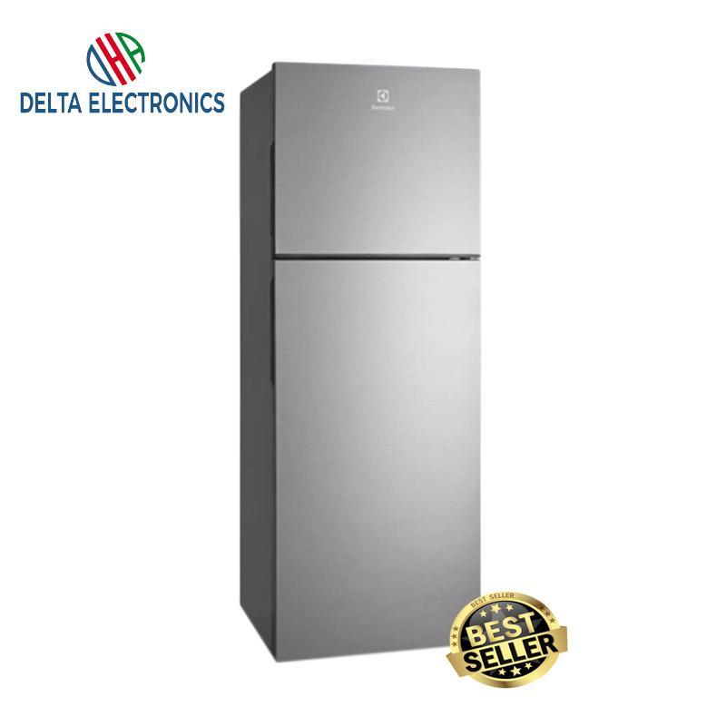 Electrolux ETB3200MG Kulkas 2 Pintu 230L - Silver
