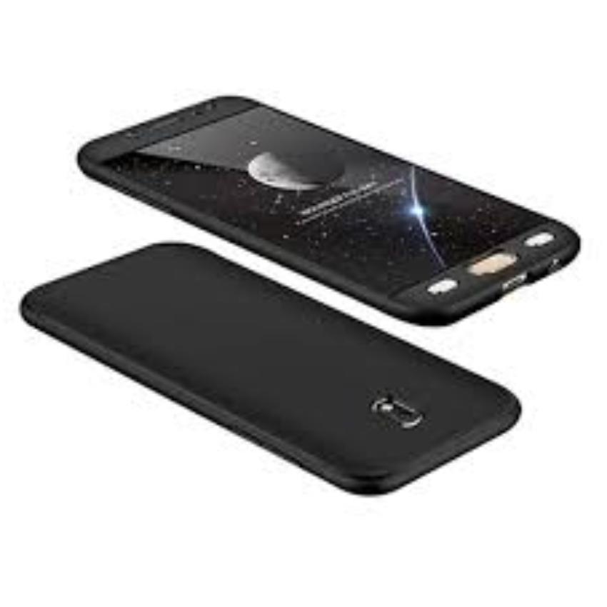 Toko Deshin_ Case Full Protect 360 Derajat For Samsung J3 Pro Full Body Hardcase Depan Belakang + Tempered Glass_2509