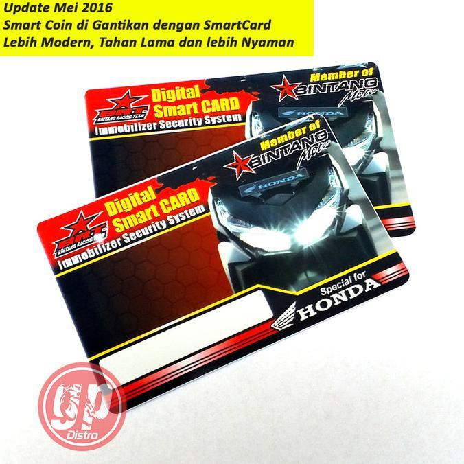 Kunci Rahasia/Alarm Motor Honda Vario110-Beat-Spacy-Cs1-Beatfi-Scoopy - Dkgole
