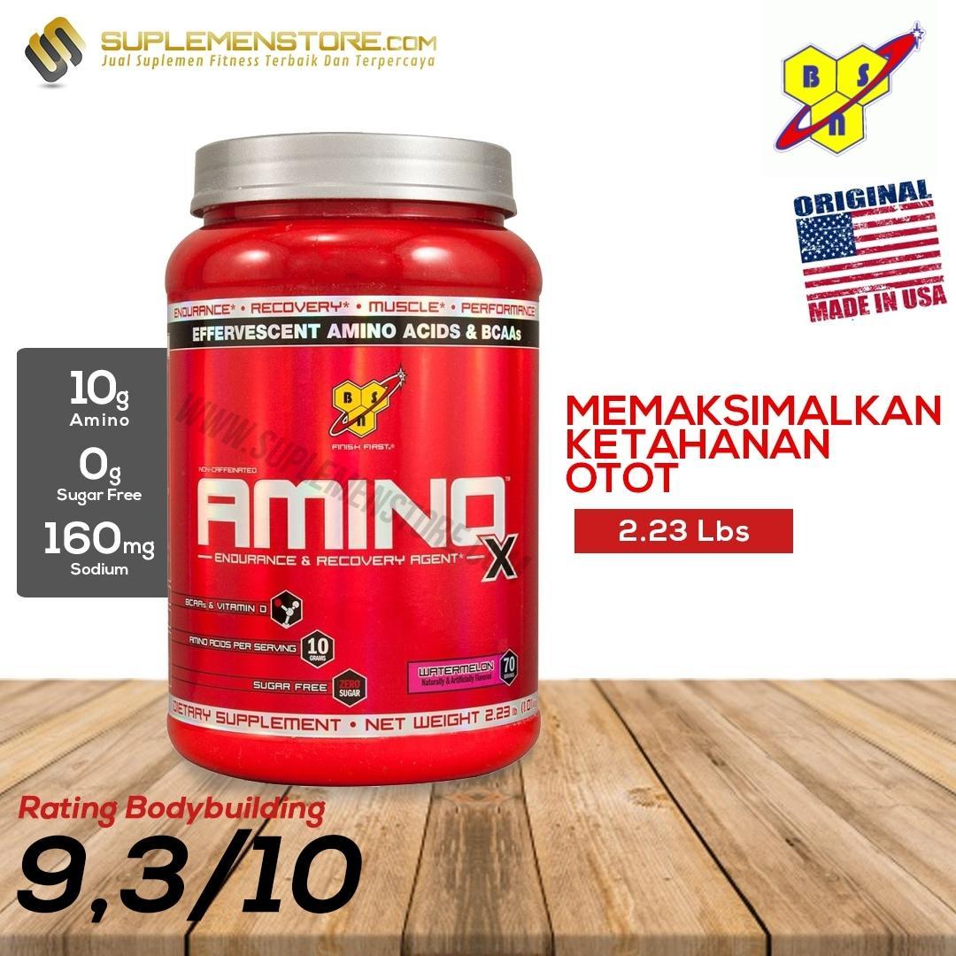 BSN Amino X / AminoX / Amino-X - 70 Serv / 70serving / 1.02 kg