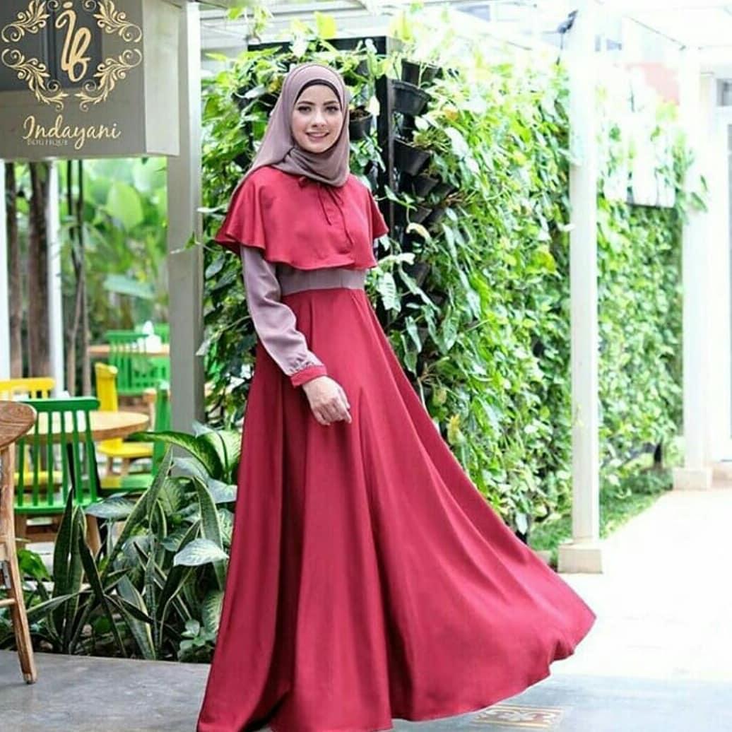 Gamis Wanita Dewi Dress