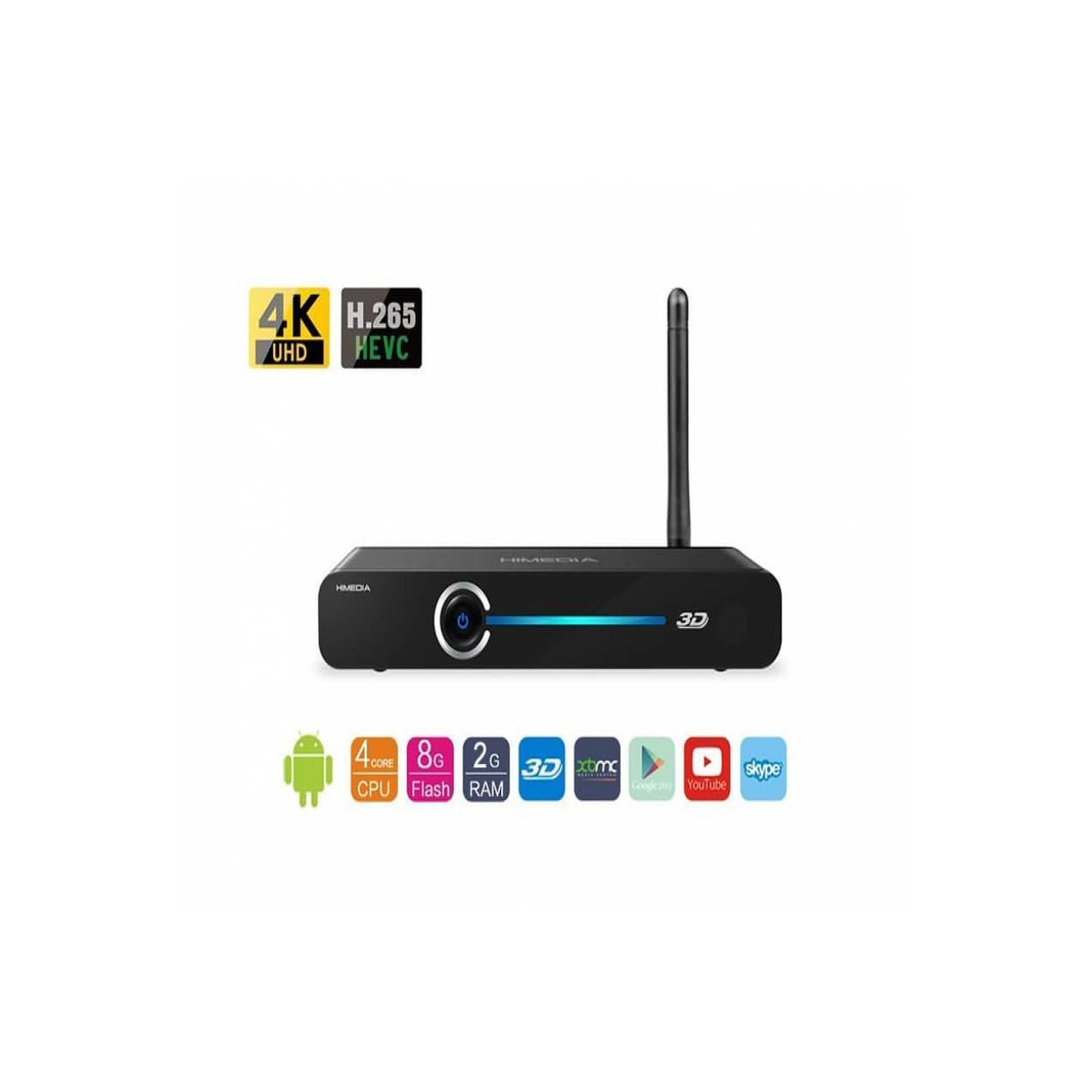 HiMedia Q30 Android Box HiSilicon Hi3798CV200 Quad Core 64 bit