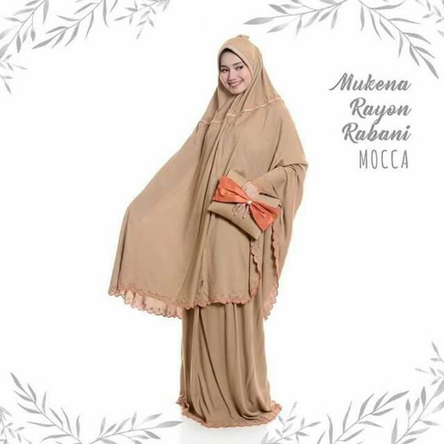 Mukena Rayon Rabbani
