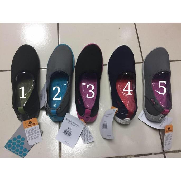 PROMO Crocsduet Skimmer/Sepatu Crocs Wanita New Produk MMCXIV
