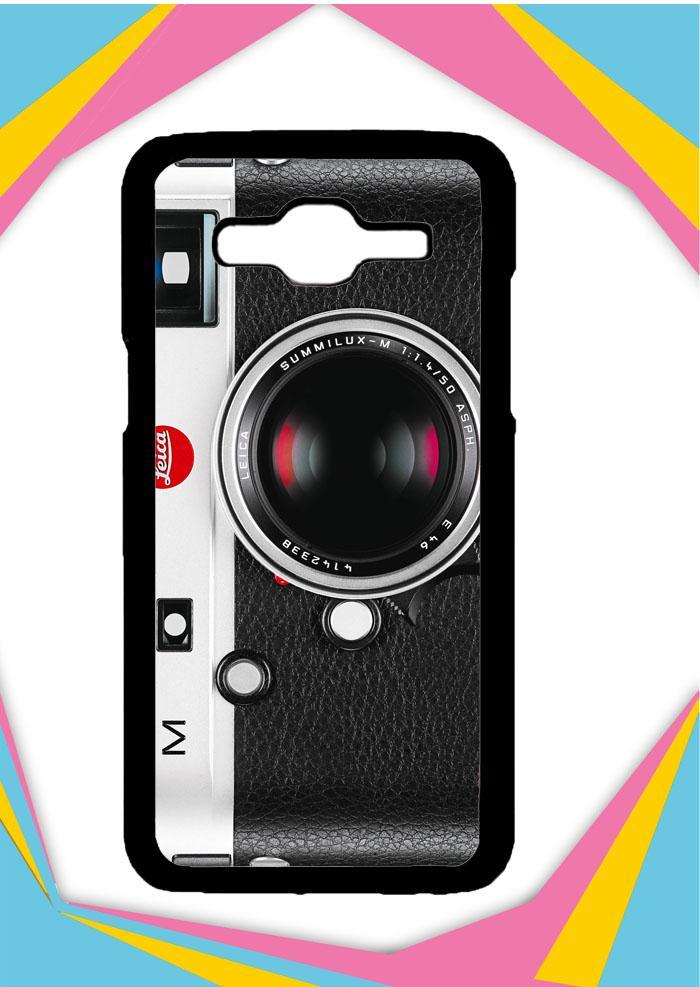 Casing Samsung Galaxy J2 2015 Custom Hardcase Leica Camera E0824 Case Cover