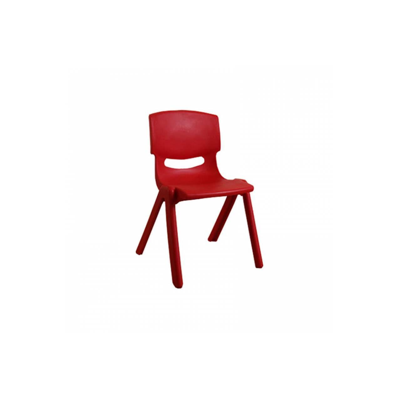 Kursi Anak Atria Shawn Kids Chair Red New