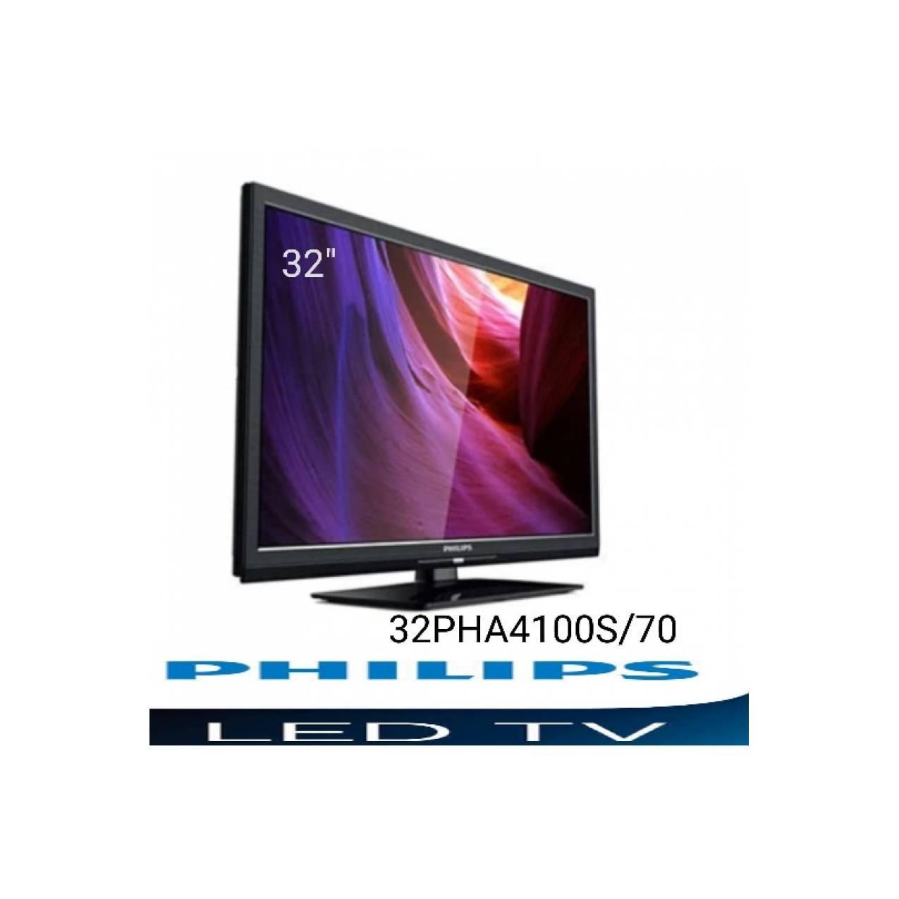 FREE BRACKET - PHILIPS 32PHA4100S/70 LED TV - USB MOVIE