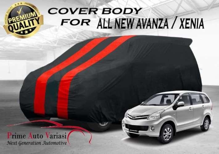 Body Cover 2 Warna Sarung Mobil 2 Warna - All New Avanza & Xenia