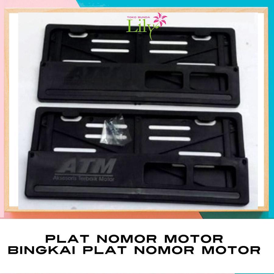 Harga Jual Dudukan Plat Nomor Motor Honda 32000 Frame Cover Bingkai Summary Product Detail Deskripsi Produk R Model List Gamido Tersedia Warna Merah