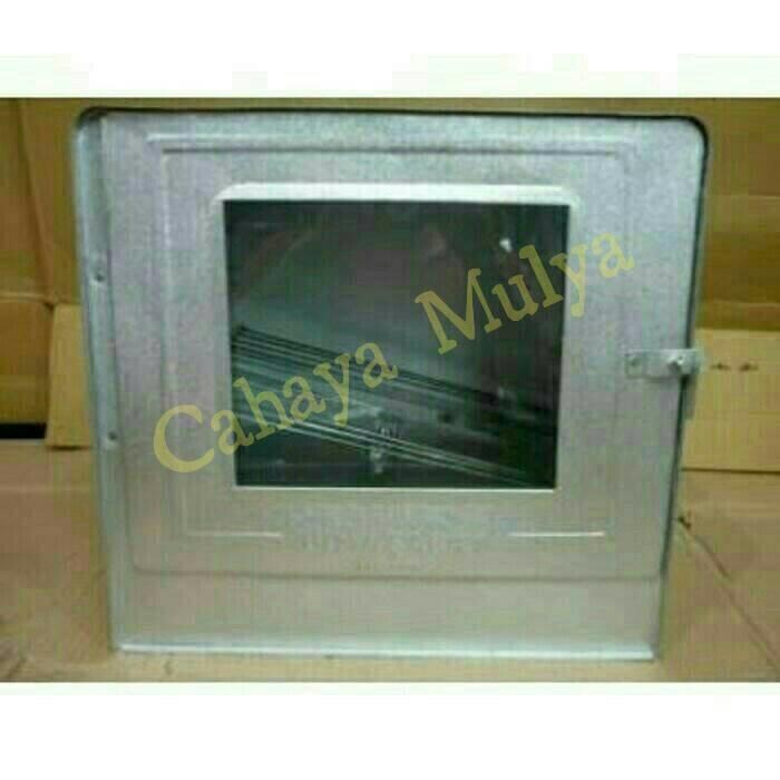 Oven Bima KM/Oven Kompor No 38 (2 Susun) Body Plat Alumunium