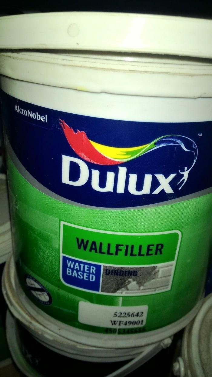 Plamir Dulux Wall Filler Interior (2.5 L)