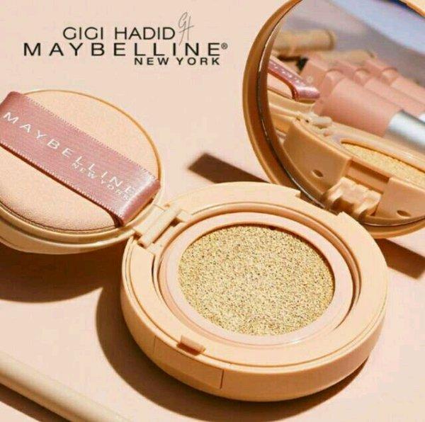 Limited Edition Original Maybelline Gigi Hadid BB Cushion