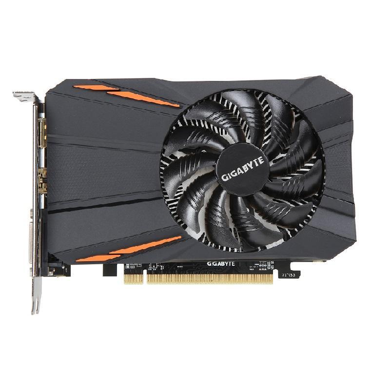 Gigabyte VGA Radeon RX 560 OC 4G [GV-RX560OC-4GD] - Hitam
