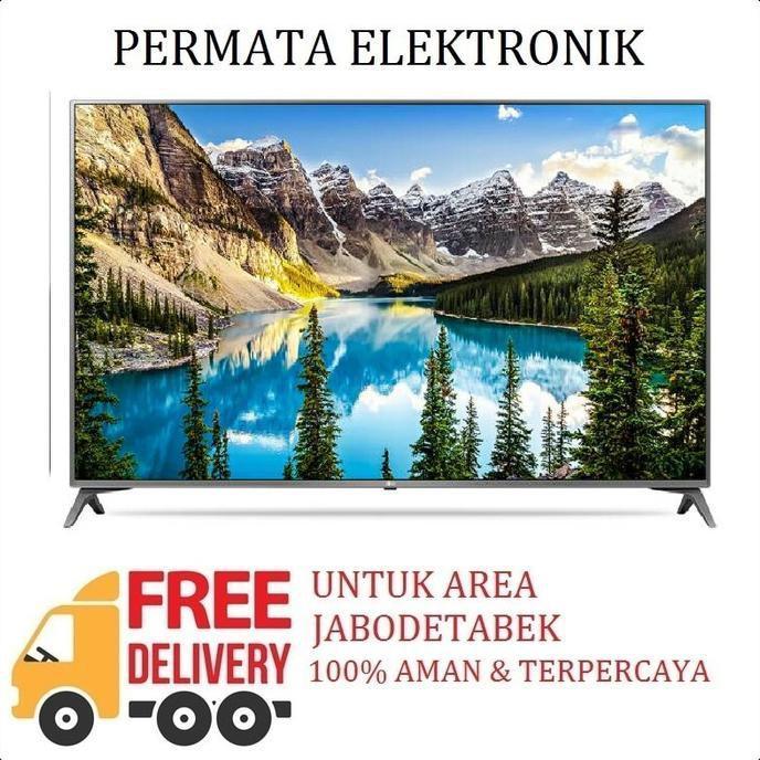 SPECIAL!! LG 43UJ652T 43 Inch UHD 4K Smart TV Magic Remote WEBOS 43UJ652